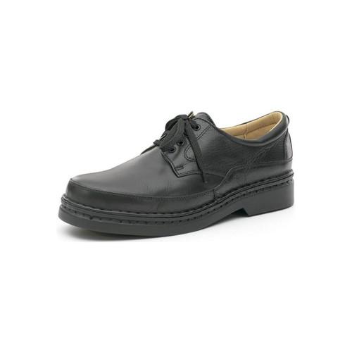 Zapatos Hombre Derbie Calzamedi ZAPATO CASUAL COMODO PARA PLANTILLAS H NEGRO