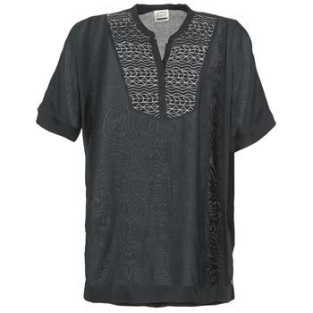 textil Mujer Tops / Blusas Oxbow CRISENA Negro
