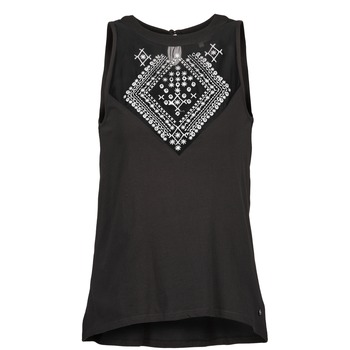 textil Mujer camisetas sin mangas Element ROSANA Negro