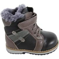 Zapatos Niño Botas de nieve Happy Bee B164088-B1392 Negro