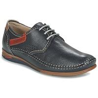 Zapatos Hombre Derbie Fluchos CATAMARAN Marino