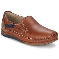 Zapatos Hombre Slip on Fluchos CATAMARAN Marrón