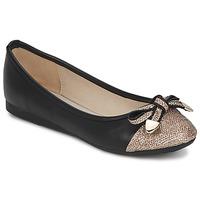 Zapatos Mujer Bailarinas-manoletinas Moony Mood DAK Negro