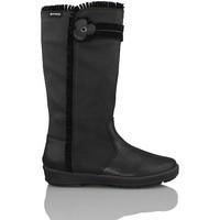 Zapatos Niña Botas de caña baja Biomecanics GARVALIN A-ORLANDO CHICA NEGRO