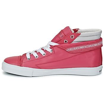 Bikkembergs PLUS 647 Pink / Gris