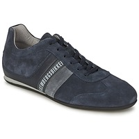 Zapatos Hombre Zapatillas bajas Bikkembergs SPRINGER 99 Azul