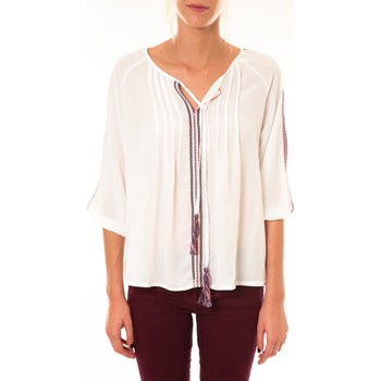textil Mujer Tops / Blusas Dress Code Blouse 1645 blanc Blanco