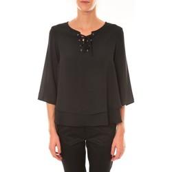 textil Mujer Tops / Blusas Dress Code Blouse 1652 noir Negro