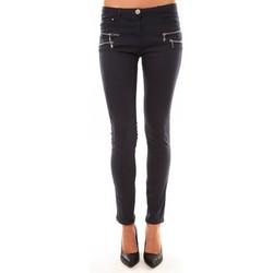 textil Mujer Pantalones con 5 bolsillos Comme Des Filles Comme Des Garçons Pantalon C606 marine Azul