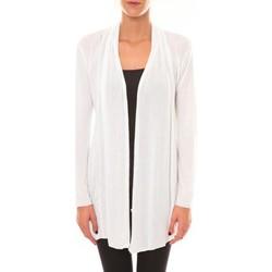 textil Mujer Chaquetas de punto Vision De Reve Vision de Rêve Cardigan 8677 blanc Blanco