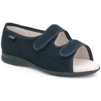 Zapatos Mujer Pantuflas Calzamedi S AZUL