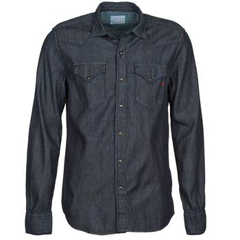 textil Hombre camisas manga larga Replay M4860N Gris