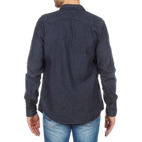 Hombre Textil Larga Camisas Manga Gris Replay M4860n uXZkiOP