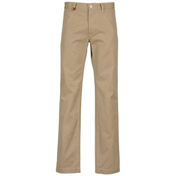 textil Hombre pantalones chinos Replay M9462 Beige