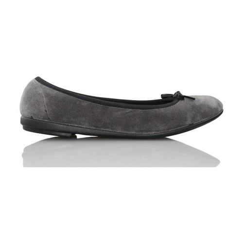 Zapatos Mujer Bailarinas-manoletinas Vulladi MANOLETINAS COMODAS CASUAL W K GRIS