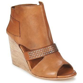 Zapatos Mujer Botines OXS SPORT-320 Marrón