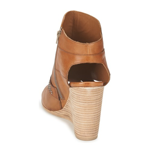 Mujer Sport Botines Oxs Zapatos Marrón 320 rdQsxthC