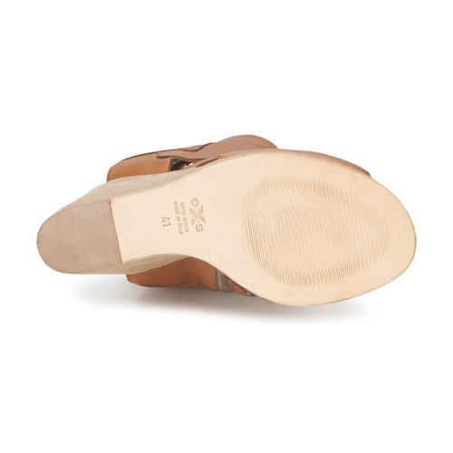 Zapatos Botines Oxs Sport 320 Marrón Mujer WdrxeBCo