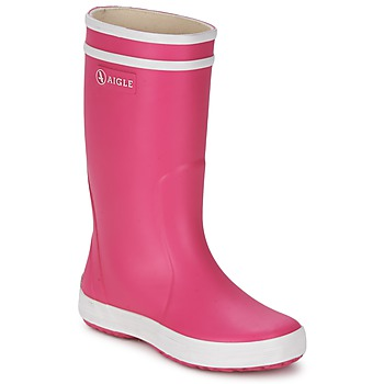 Botas Aigle LOLLY-POP Rosa / Blanco 350x350