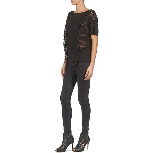 Gaudi Silene Jerséis Mujer Textil Negro hsrQtd