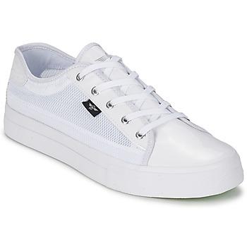Zapatos Hombre Zapatillas bajas Creative Recreation KAPLAN Blanco