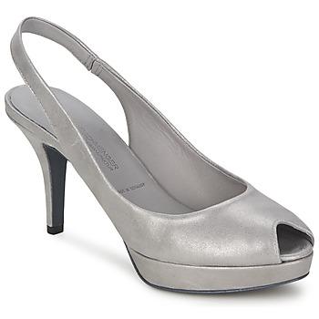 Zapatos Mujer Zapatos de tacón Kennel + Schmenger FULDA Gris
