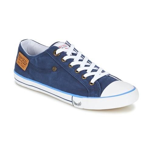 Zapatos Hombre Zapatillas bajas Kaporal ICARE Marino