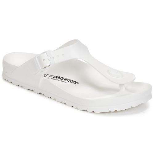 Birkenstock GIZEH EVA Blanco - Envío gratis | ! - Zapatos Chanclas Mujer