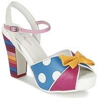 Zapatos Mujer Sandalias Lola Ramona ANGIE P Multicolor