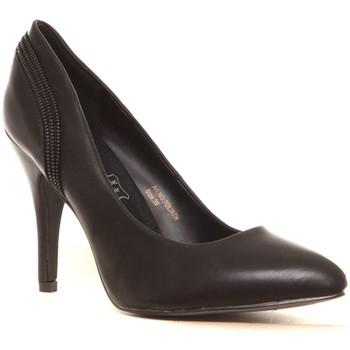 Zapatos Mujer Zapatos de tacón Cassis Côte d'Azur Escarpins Goliath noir Negro