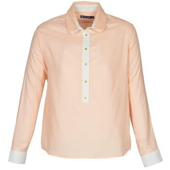textil Mujer camisas Petit Bateau FILAO Rosa