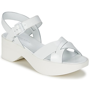 Zapatos Mujer Sandalias Stéphane Kelian FLASH 3 Blanco