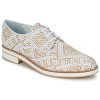 Zapatos Mujer Derbie Stéphane Kelian HUNA 7 Blanco