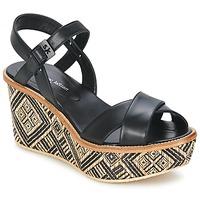 Zapatos Mujer Sandalias Stéphane Kelian BELLA 7 Negro