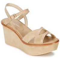 Zapatos Mujer Sandalias Stéphane Kelian BICHE 1 Beige