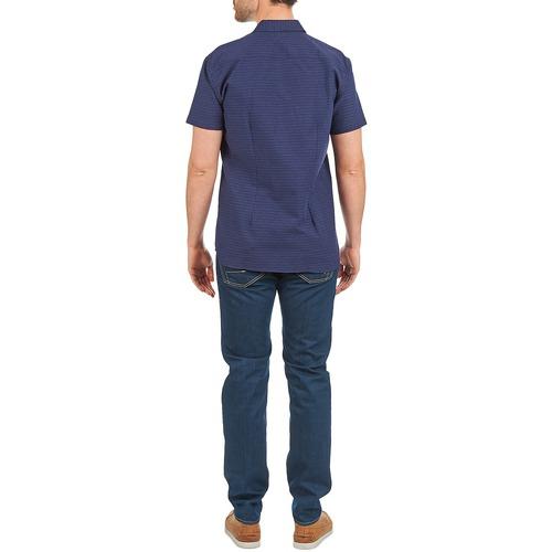 Corta Camisas Manga Suit Azul Hombre Dan S Textil fIgyvb7Y6
