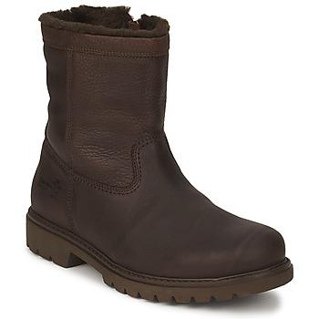 Zapatos Hombre Botas de caña baja Panama Jack FORRO PELO Marrón