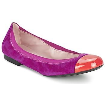 Zapatos Mujer Bailarinas-manoletinas Pretty Ballerinas HONEY Violeta