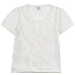 textil Mujer Tops / Blusas Brigitte Bardot BB44160 Marfil