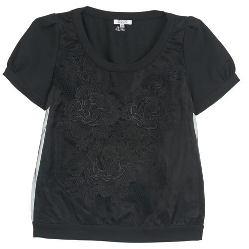 textil Mujer Tops / Blusas Brigitte Bardot BB44160 Negro