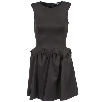 textil Mujer vestidos cortos Brigitte Bardot BB44204 Negro
