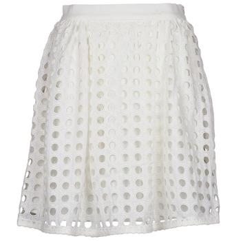 textil Mujer Faldas Brigitte Bardot BB44196 Blanco