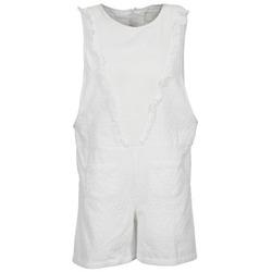 textil Mujer Monos / Petos Brigitte Bardot BB44084 Blanco
