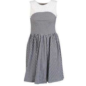 textil Mujer vestidos cortos Brigitte Bardot BB44021 Negro