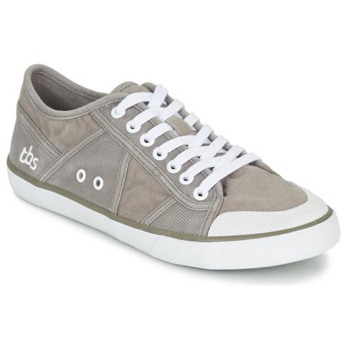 Zapatos Mujer Zapatillas bajas TBS VIOLAY Cemento
