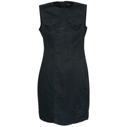 textil Mujer vestidos cortos Diesel D-SIRY Negro