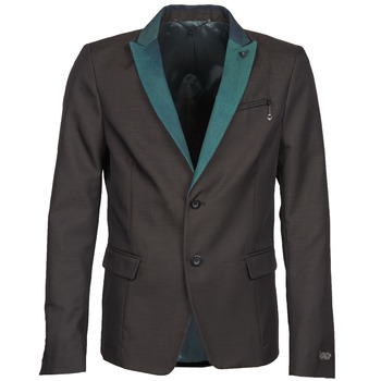 textil Hombre Chaquetas / Americana Diesel J-BLANCHE Negro