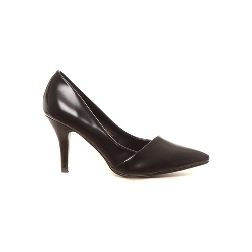 Zapatos Mujer Zapatos de tacón Cassis Côte d'Azur Escarpins Gelica noir Negro