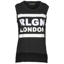 textil Mujer camisetas sin mangas Religion B123RGT41 Negro