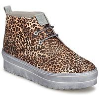 Zapatos Mujer Zapatillas altas Ylati BAIA F Leopardo